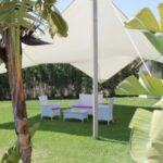 Giardino e gazebo Kalaonda Country Resort